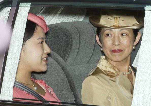 The Imperial Household Agency announced that Princess Ayako, the youngest daughter of Emperor Akihito's late cousin got informally engaged to Kei Moriya