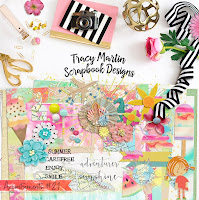 Kit : Accoutrements #21 by Tracy Martin Scrapbook Designs