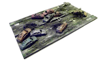 Ruined Roads Modular Scenery picture 2