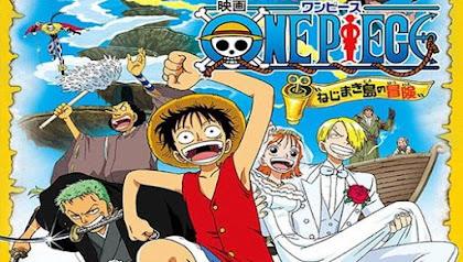 One Piece Filme 2 – A Aventura na Ilha Nejimaki
