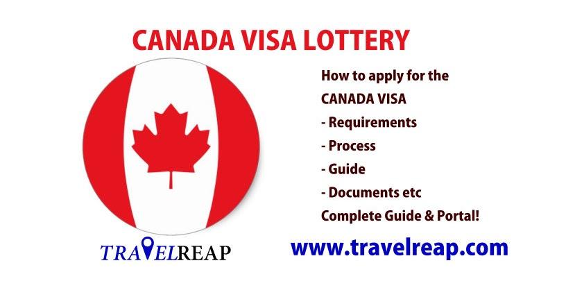 Canada Visa Application Online Fees Requirements In Nigeria
