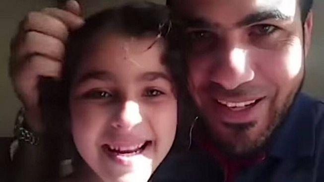 Video Pria di Gaza Hibur Anaknya, Dua Hari Kemudian Tewas di Tangan Israel