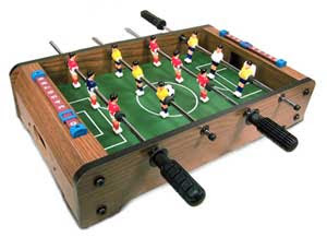 FOOSBALL Cover Photo