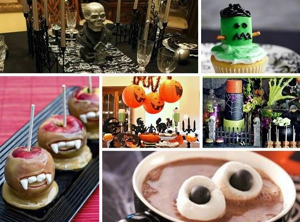 Decoracao De Festa Infantil Tema Halloween.Decoracao De Halloween Ou Dia Das Bruxas Para Criancas Adolescentes