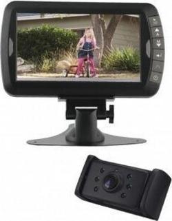 Draadloze achteruitrijdcamera Pro-User camera en scherm