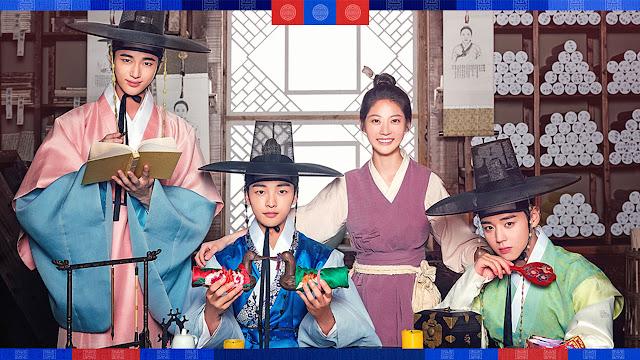 Download Drama Korea Flower Crew Joseon Marriage Agency Batch Subtitle Indonesia