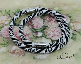 Komplet black & white