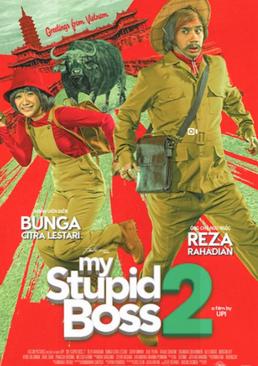Film drama komedi memang memiliki banyak peminat di Indonesia. Supaya gak penasaran, berikut adalah alasan-alasan mengapa kamu harus menonton sekuel film My Stupod Boss 2.  Film: My Stupid Boss 2 (2019)  Bagi kalian yang sudah menonton film ini silakan memberikan penilaian tersendiri!