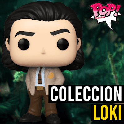 Lista de figuras Funko POP Loki