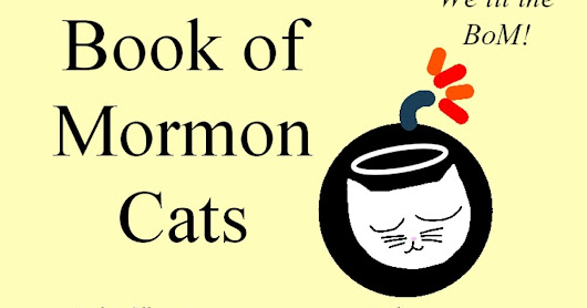 Book of Mormon Cats