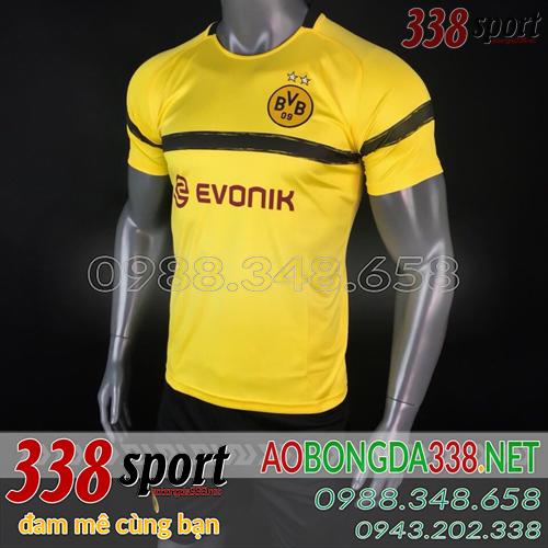 Áo Dortmund Vàng mùa giải 2018 2019 Training 2