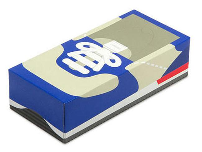 Sneaker Tissue Box On Packaging Of The World Creative