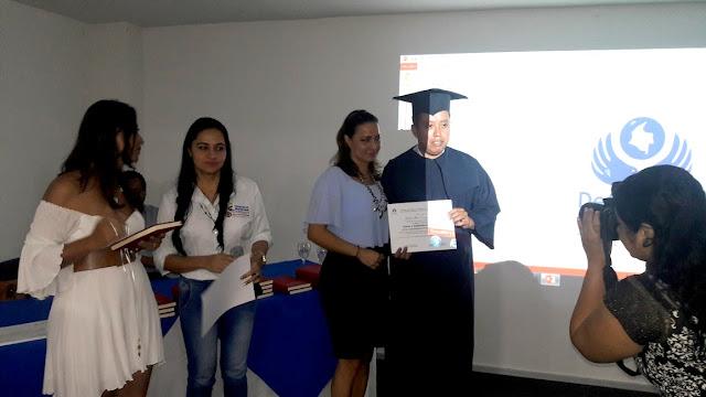 En Cúcuta, Defensoría del Pueblo y la Unidad de Víctimas clausuran Diplomado de Derechos Humanos y Construcción de Paz #RSY #OngCF