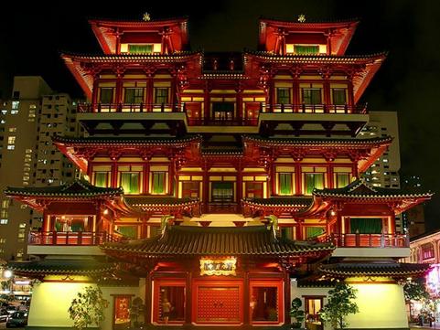 Vihara Buddhist Lodge Singapura