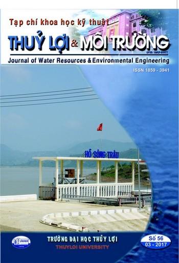 Tạp chí Khoa học kỹ thuật Thủy lợi và Môi trường