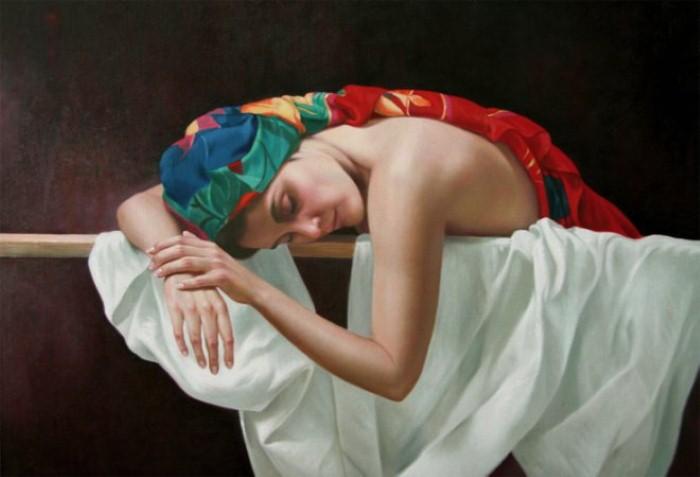 Современные художники Испании. Soledad Fernandez 4
