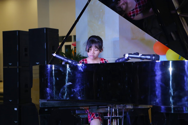 Biểu diễn piano quận 2
