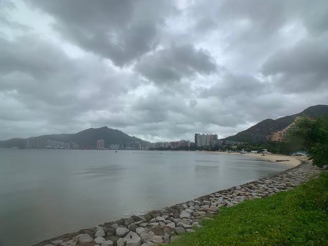 【香港 ‧ 自駕遊好去處】屯門黃金海岸 x 黃金泳灘 Hong Kong Gold Coast Golden Beach