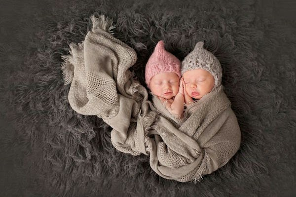 New Born Baby twins Photography 7