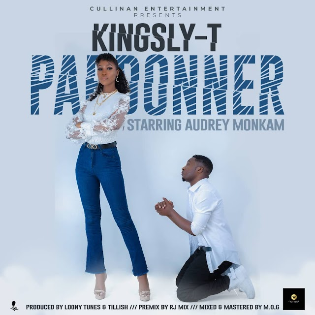 KINGSLY-T – PARDONNER (Lyrics Visualizer by Ndedi Asek)