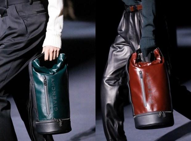 Fall-Winter 2018-2019 Women's Big Leather Handbags Fashion Trends