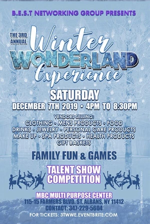 Winter Wonderland Story