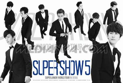 Konser Super Junior 2013