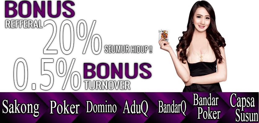 Website DominoQQ Yang Mudah Menang Dan Jackpot Sering Keluar
