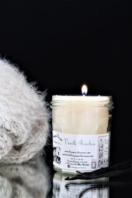 bougie parfumée vanille bourbon avis, les bougies de charroux vanille bourbon, bougie vanille bourbon les bougies de charroux, charroux vanille bourbon, bougies parfumées naturelles, bougie les bougies de charroux avis, bougies, bougie parfumée à la cire végétale, home fragrance, blog sur les bougies, bougie naturelle made in france, parfum d'ambiance, parfum naturel pour la maison, les bougies de charroux avis