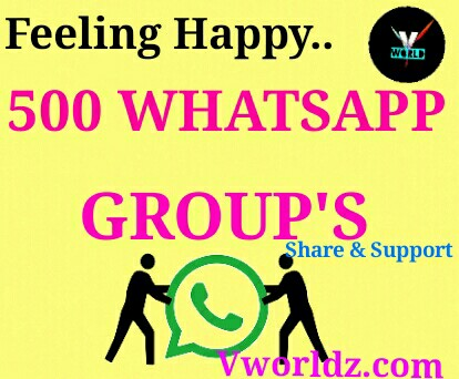 whatsapp news group join