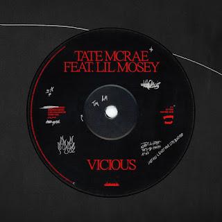 "Gambar Sampul ""Tate McRae - vicious (feat. Lil Mosey)"""