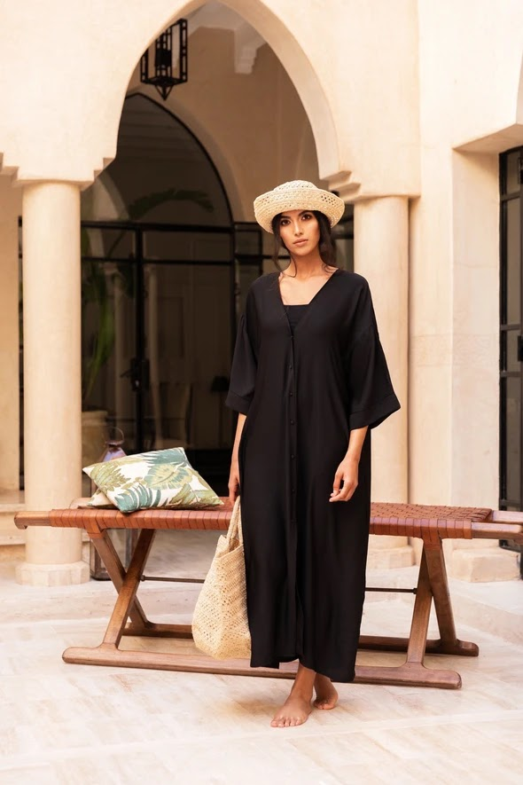 Kaftans are the Comfy and Fashionable