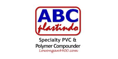 Lowongan Kerja PT. ABC Plastindo Kosambi Tangerang