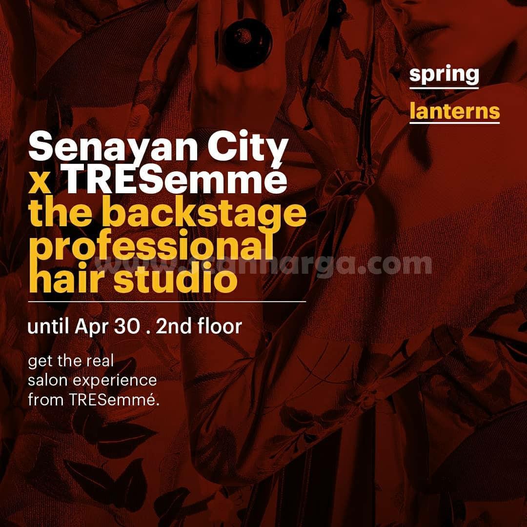 SENAYAN CITY X TRESémme