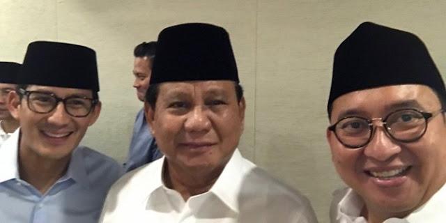 Prabowo-Sandi Disarankan Beri Solusi Masalah Ekonomi Jika Mau Elektabilitasnya Naik