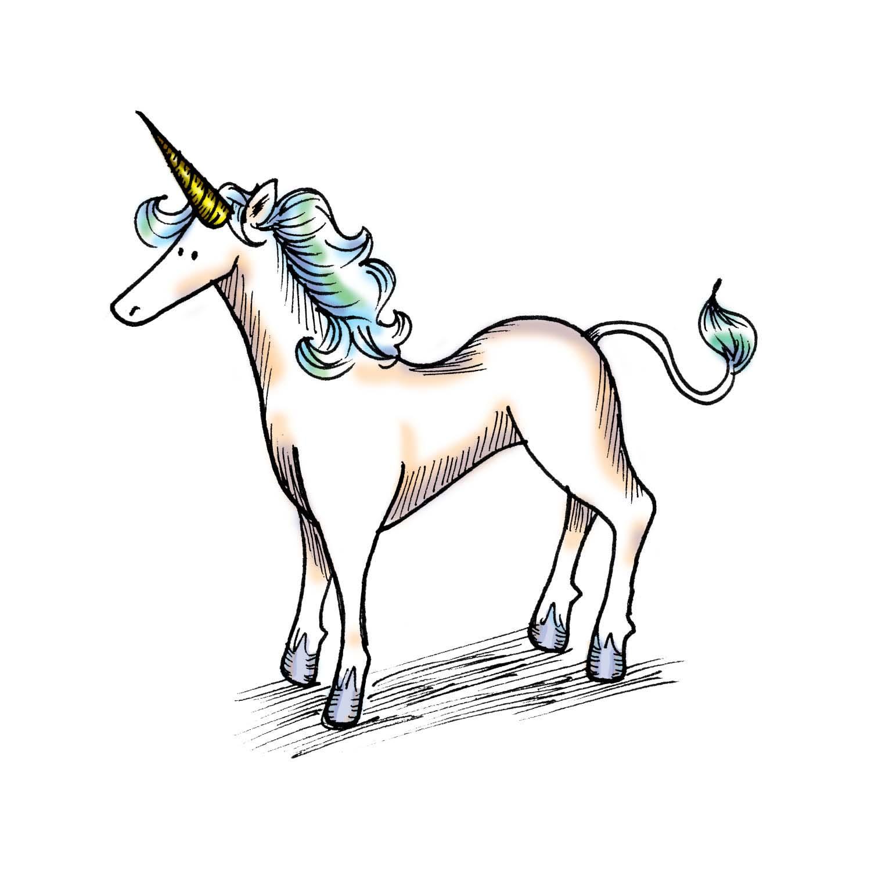 Amanda S Sketchbook Breeds Of Unicorns