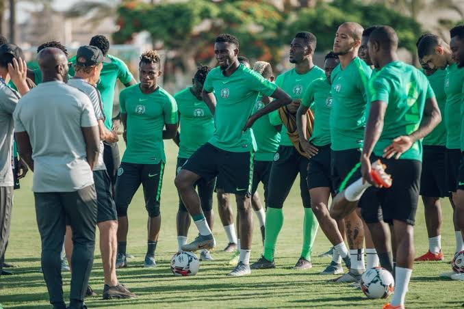 Rohr Release List Of 35 Players For Int'l Friendly Games In Austria