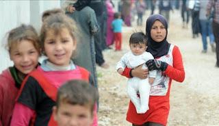 Lebih Dari 1.000 Warga Sipil Tewas Di Suriah Pada Tahun 2020