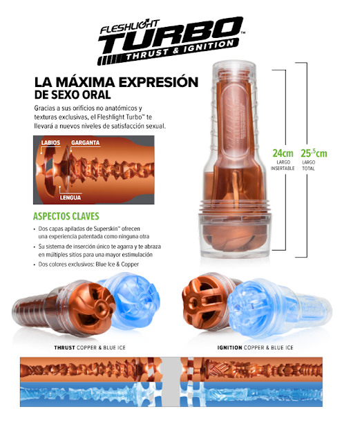 Qué son los Fleshlight Turbo