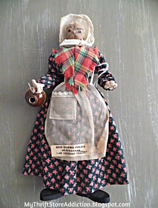 Grandma Snazzy Ozark Mountain Doll