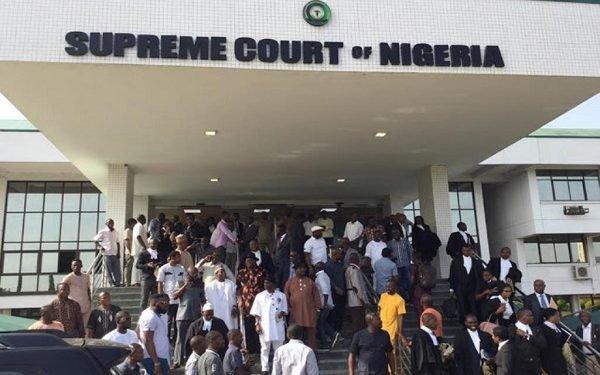 Supreme Court suspends sitting over COVID-19