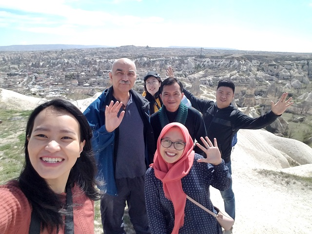 Me and Friends in Goreme_2019