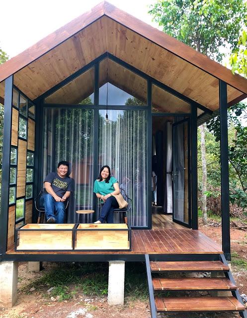 Bungalow nhà gỗ