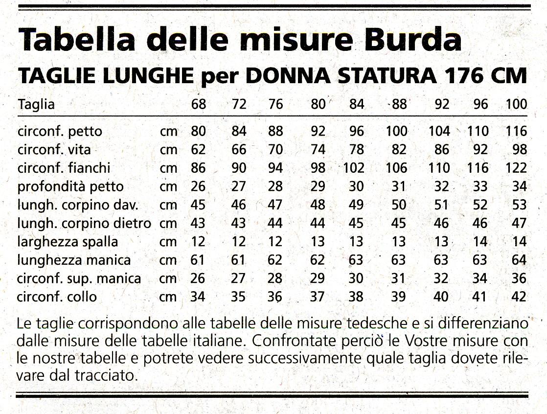 Top ClaraBelle Couture: Burda, La Mia Boutique, Modellina Facile  YK53