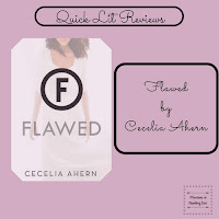 Flawed by Cecelia Ahern
