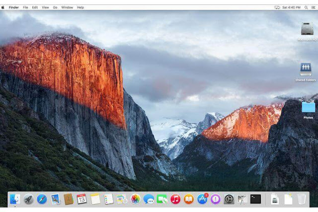 mac os x 10.11 el capitan download