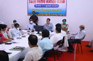 रिएक्टिव नहीं प्रोएक्टिव बने- मंत्री राज वर्धन सिंह दत्तीगांव - dhar news