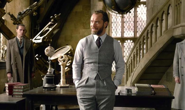 Animais Fantásticos 2 | Novo vídeo foca em Dumbledore