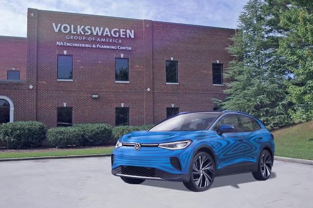 VW prepara Chattanooga para impulso em carros elétricos