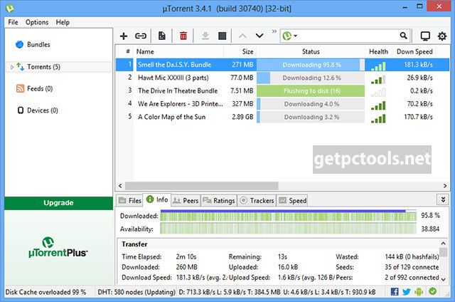 Utorrent edition